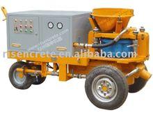 high efficiency concrete spray machines