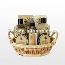 hot sale body care bath set/bath set and accessories