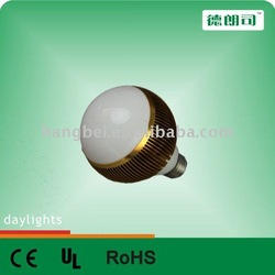 DLS-Q807 7w E27 LED Bulb(CE/ROHS) ushine light science and technology shanghai