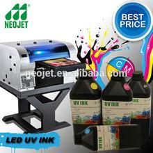 Compatible UV ink for EPSON Stylus photo 1270/1290/830U/R21O dye ink