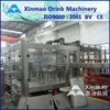 automatic juice filler machine/ three-in-one machine