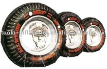 2012 PVC inflatable tyre for advertisement