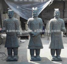 2012 terracotta statues