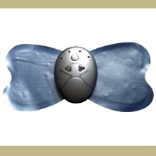 Butterfly pulse health care massager