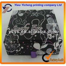 2013 newly custom printing eye shadow sets