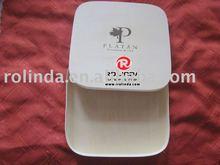 Wholesale Custom Round Brie Cheese Box