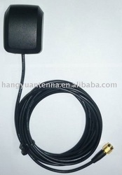 Car GPS antenna for car 28dbi with ceramic patch antenna