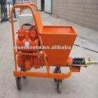 High Quality Mortar Spraying/Rendering Machine
