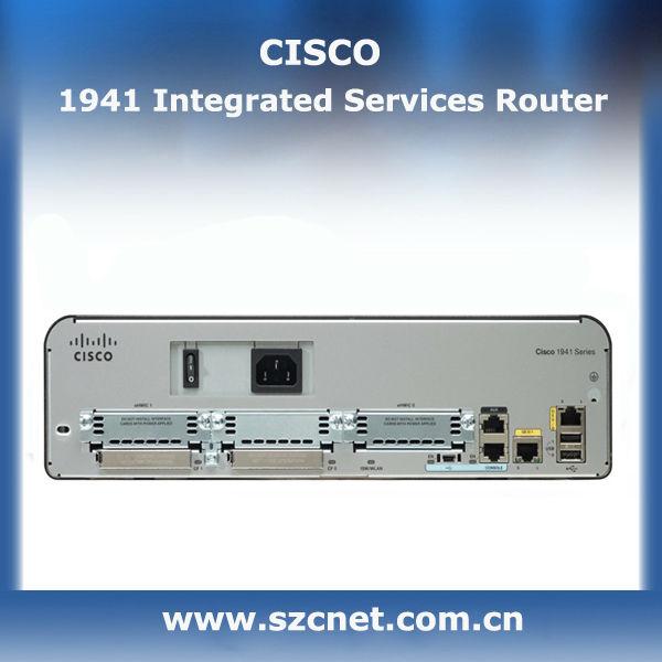Cisco 1941 Integrated Services Router Cisco Router 1941 Cisco 1941