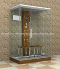 2 people steam shower room
