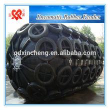 Floating yokohama rubber fender using in ship and dock