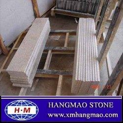 China Flamed Granite Stairs