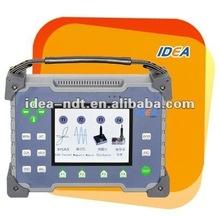 eddy current crack depth finder, ndt flaw detector