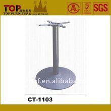 Hotel Restaurant Cast Iron Table Leg Manufacturer
