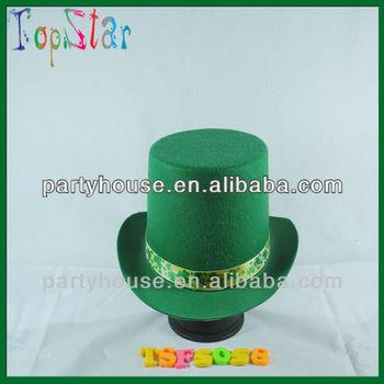 New Style Velvet Carnival Top Hat Toy
