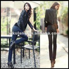 New Slim Women Fashionable Jeans in 2012 DK-43