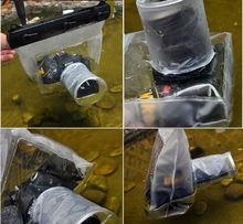 Bingo waterproof camera bag for Sony RX1 RX1R H200 HX300 H300 HX400 case