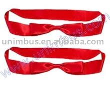 pre-tied one-line neck decorative bow,bottleneck adorne