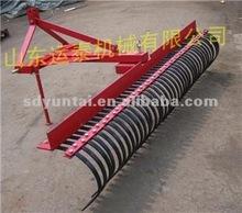 tractor back mounted rake