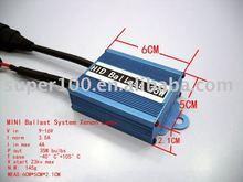 2014 New MINI 12v DC sim hid xenon ballast