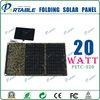 Folding Solar bag pack charger