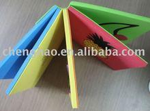5 mm eva cortado personalizado de formas de espuma eva livro