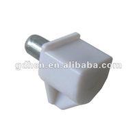 5mm pin plastic shelf support,shelf bracket,shelf holder