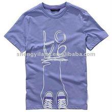 2012 good quality fashion OEM cotton t shirts for men on sale