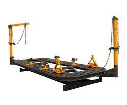 banco de enderezado de chassis