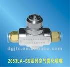 industrial water&air atomizing spray nozzle (2053LA-SS)