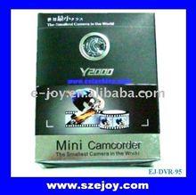 Hot smart mini digital camera EJ-DVR-95