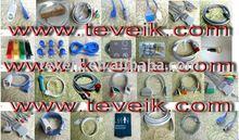 Nellcor/Mindray/Schiller/GE/Burdick/Nihon Kohden/Datex/Fukuda ECG Cable