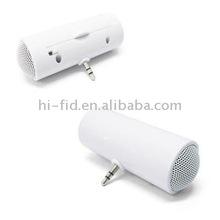Portable Mini Speaker for iPhones ( Black/orange/white/blue )