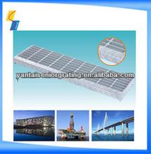 Galvanized Carbon Steel Stair Treads