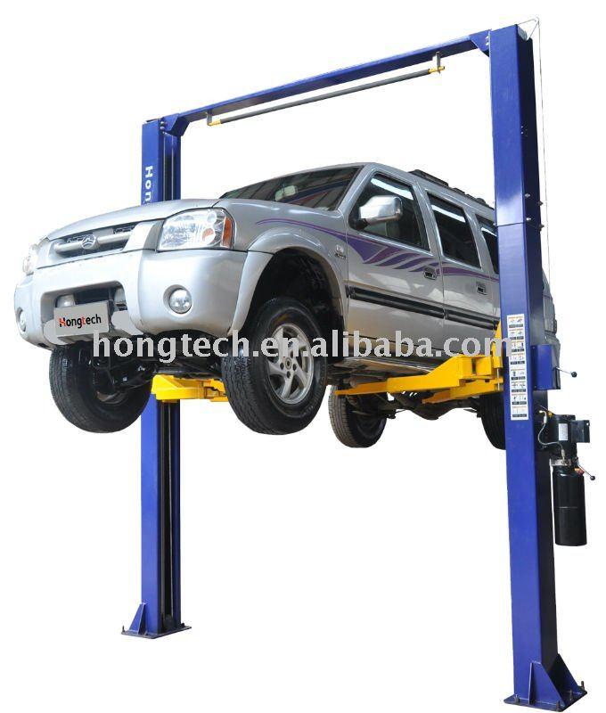 4 ton eléctrico del coche / para dos coches mensaje de ascensores