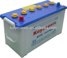 Sell Good quality 12v 110Ah Bus Batteries-NS120