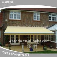 gazebo waterproof retractable awnings
