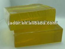 hot melt glue(block shape) for hair remover