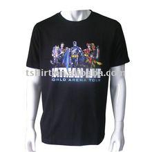 Black printing Man Discount T-Shirts