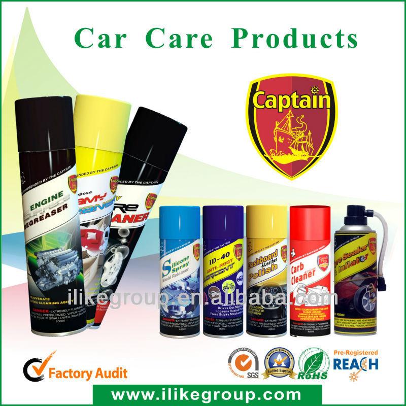Produits d'entretien automobile( moteur de protéger les produits, produits de nettoyage automobile)