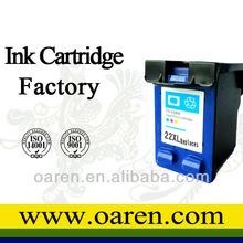 Compatible ink cartridge for HP 22 HP 22 XL ink cartridge for C9352AA C9352CA