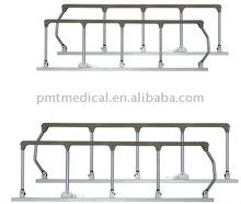 Used hospital bed aluminum side rails
