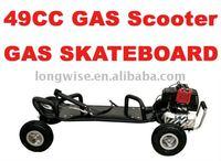 49CC gas Skateboard LWGS-100
