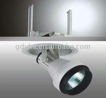G12 Recessed` metal halide spotlight,creative design, 35/70W ,Easy Installation