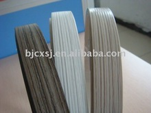 good quality 2*54mm wood grain color edge band in Middle East market