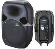 plastic active speaker with usb/iPod player , active pa speaker , public speaker