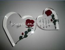 acrylic wedding souvenir gift