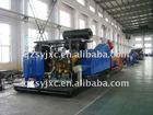 F1000 pump package+CAT C27 diesel engine