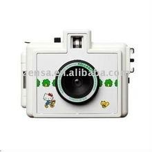 Superheadz Golden Half 35mm Hello Kitty Film Camera Limited Edition Lomo Camera