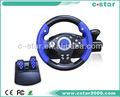 Volante de corridas para PC / PS2 com otário para fixo